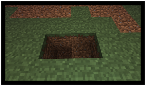 minecraft black hole
